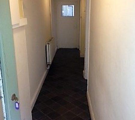 Hallway 6 bed student house Redland
