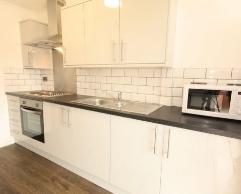 Kitchen 5 double bed newly refurbished student house Filton