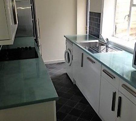 Kitchen 6 bed student house Redland