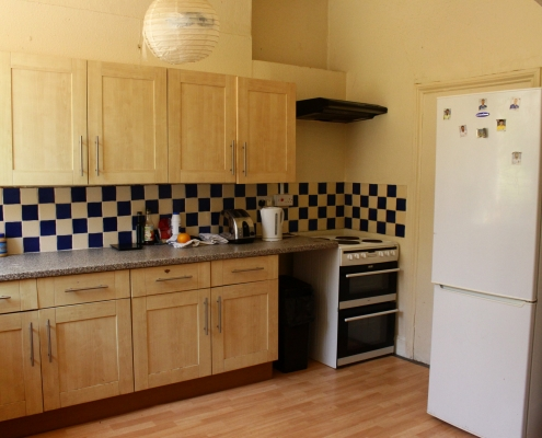 Kitchen 8 Bed House